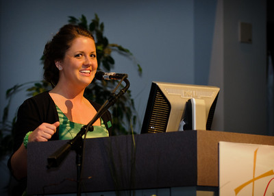 2011 Arms of Love Banquet - Andrea Yoder, Development Director