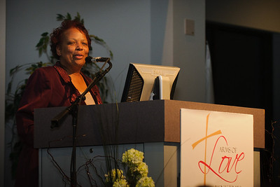 2011 Arms of Love Banquet - Pastor Velda Peals