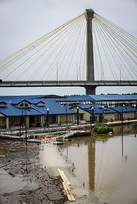 2013 06 04 5 Alton Riverfront Flood