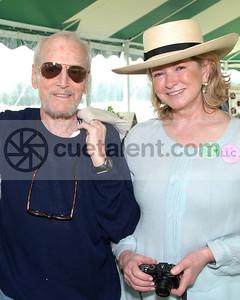 PAUL NEWMAN & MARTHA STEWART