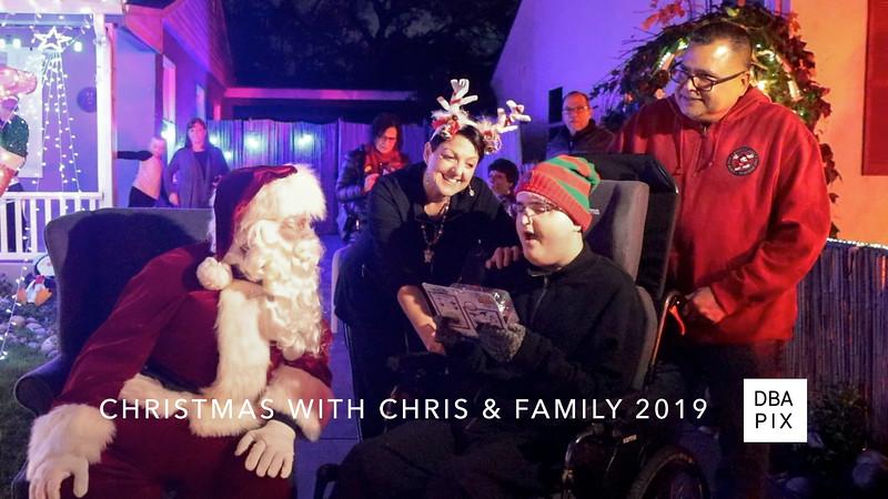 2019 Christmas With Chris