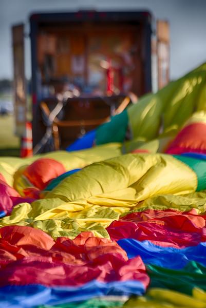 At the Adirondack Balloon Festival
