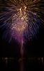 Fireworks over Lake George |