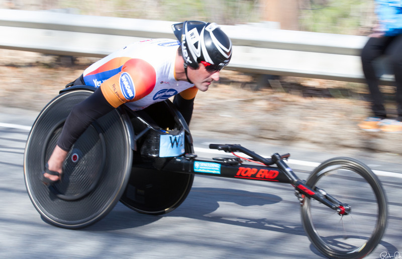 Ernst Van Dyk | First Place Mens Wheelchair