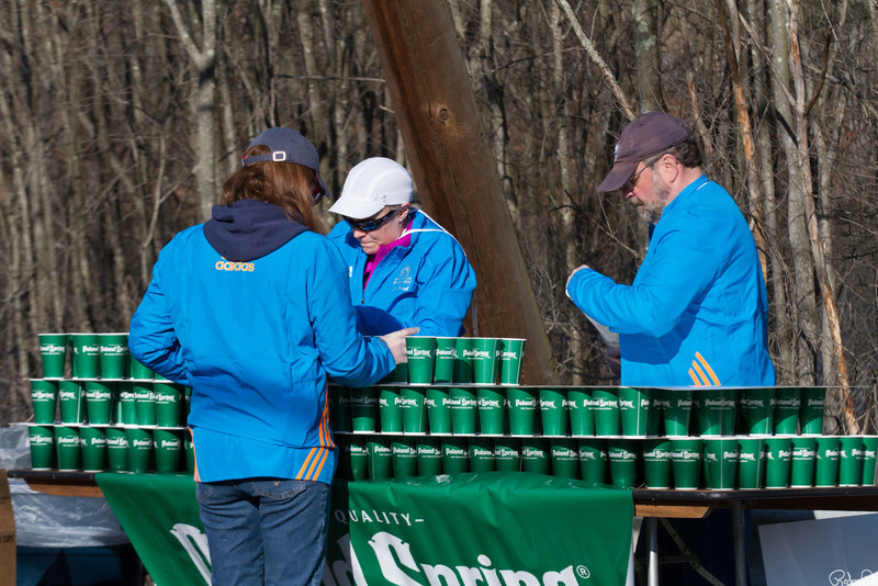 Mile 4 Volunteers