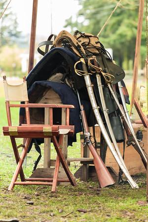 Civil War Reenactors Vancouver Wa-71
