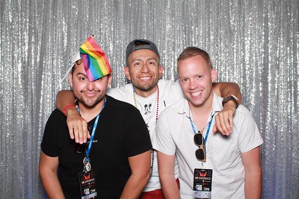 Ion AZ Phoenix Pride VIP Experience Sunday