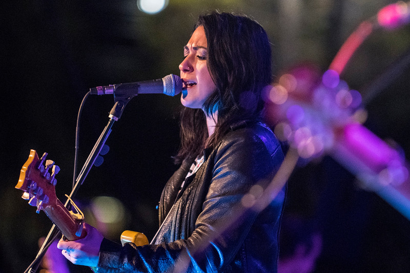 Michelle Branch headlines the Standard-Examiner's the first ever Untamed West Fest on Sept. 16, 2017, at the Ogden Amphitheater in downtown Ogden.