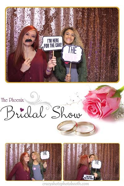 Phoenix Bridal Show 2-25-18