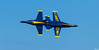 Fly By | Flying at each other at 500 miles per hour, the US Navy Blue Angels fly in the ultimate of precision.  Capturing a flyby can be frustrating work and difficult to do correctly.