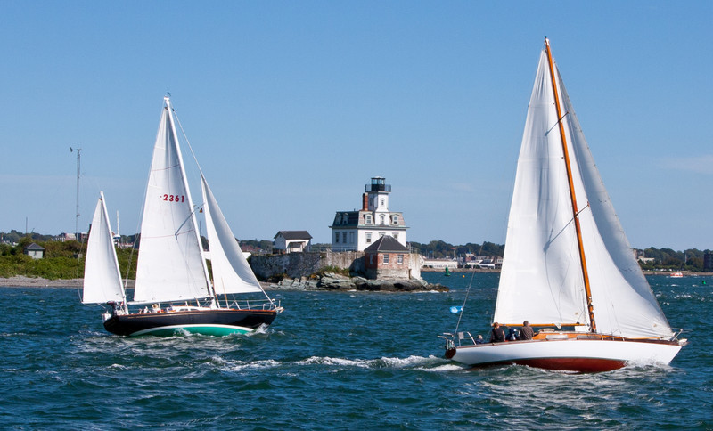 Sailing Newport RI | Fort Greene