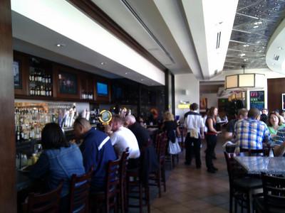 Burger Bar - Inside