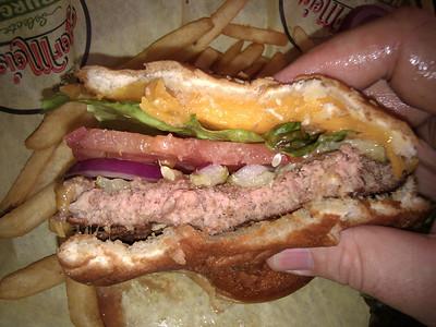 BurgerMeister - Half Eaten