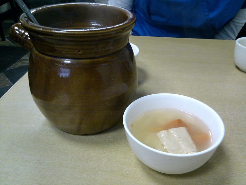 Taishan Cafe - House Soup