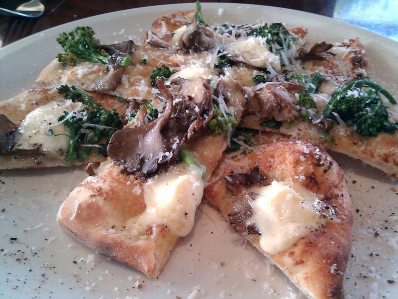 Nopa - Flatbread of Broccoli De Cicco
