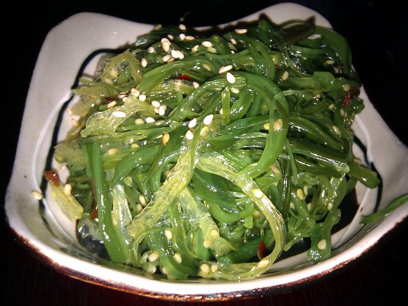 Genki Ramen - Wakame Salad