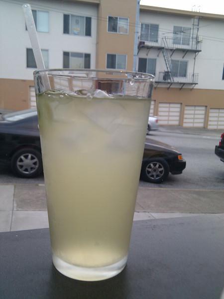 Pomelo - Iced Ginger-Lemongrass Iced Tea