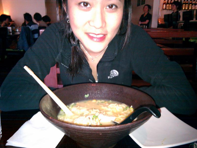 Genki Ramen - Butter & Corn