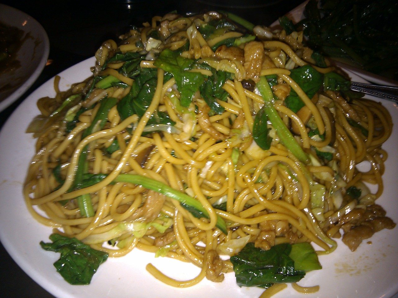 Rowland Palace - Shanghai Style Chow Mein