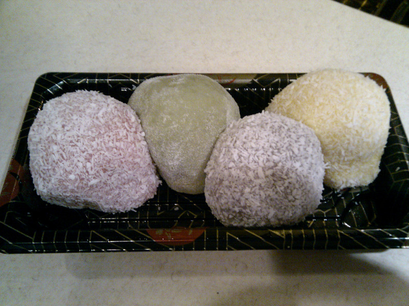 Phoenix Food Boutique - Mochi Sampler