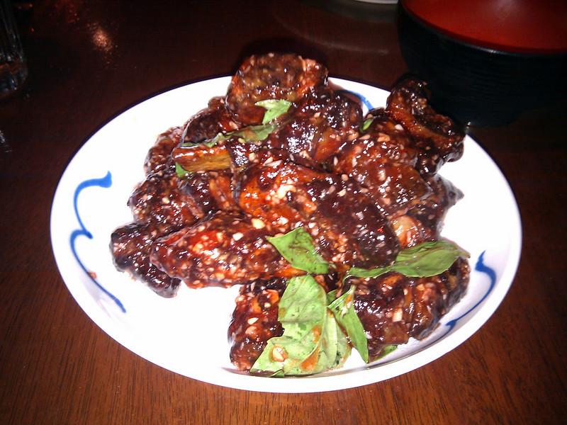 Betelnut - Glazed Pork Short Ribs