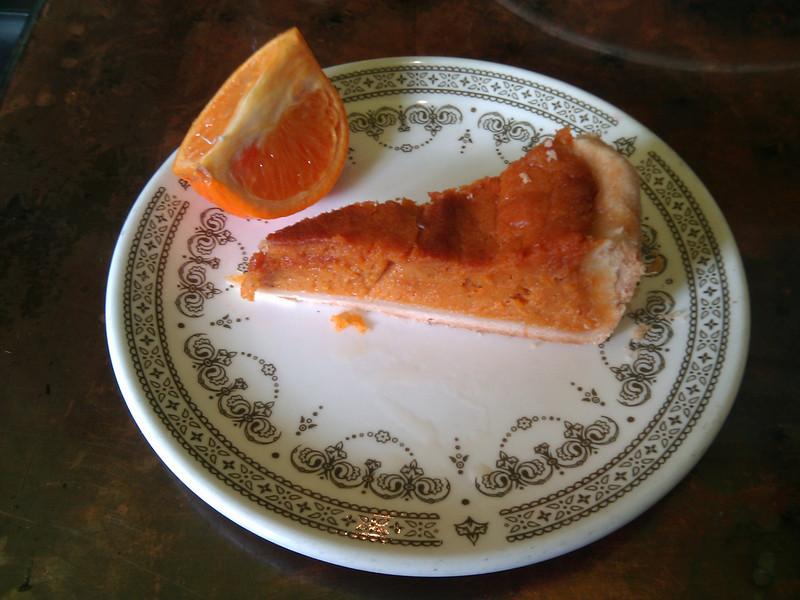 Farmer Brown - Sweet Potato Pie
