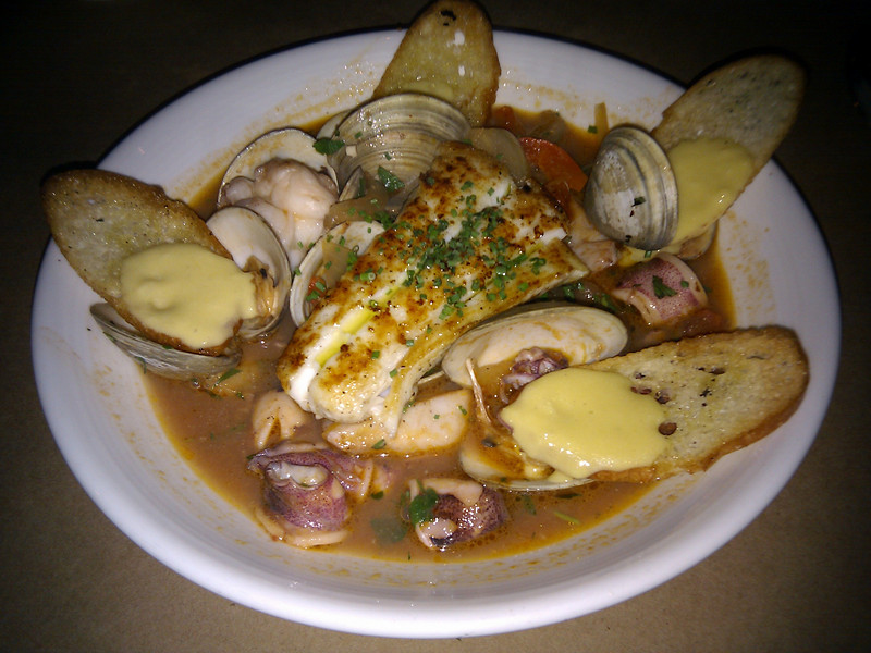 Isa Restaurant - Lobster Bouillabaisse