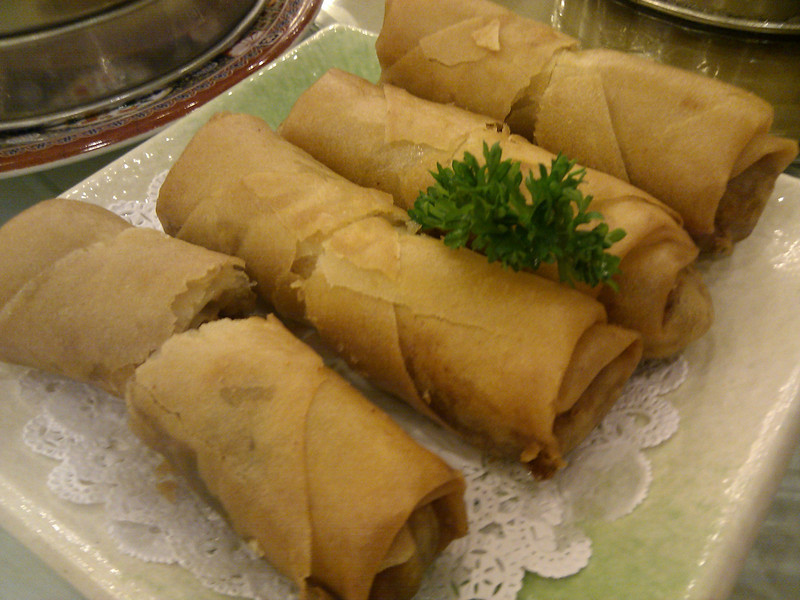 Happy Harbor Restaurant - Deep Fried Spring Rolls
