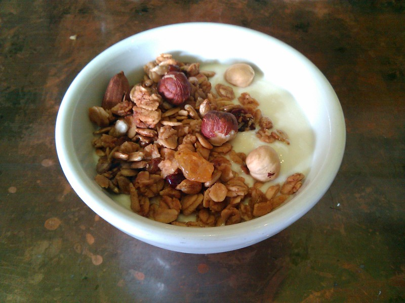 Farmer Brown - Yogurt with Granola