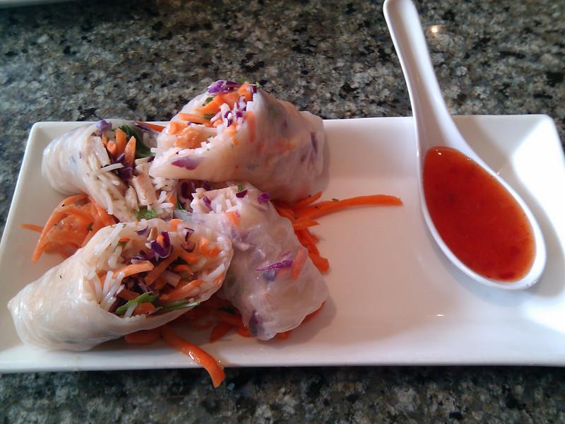 Fuzio's - Vietnamese Spring Rolls