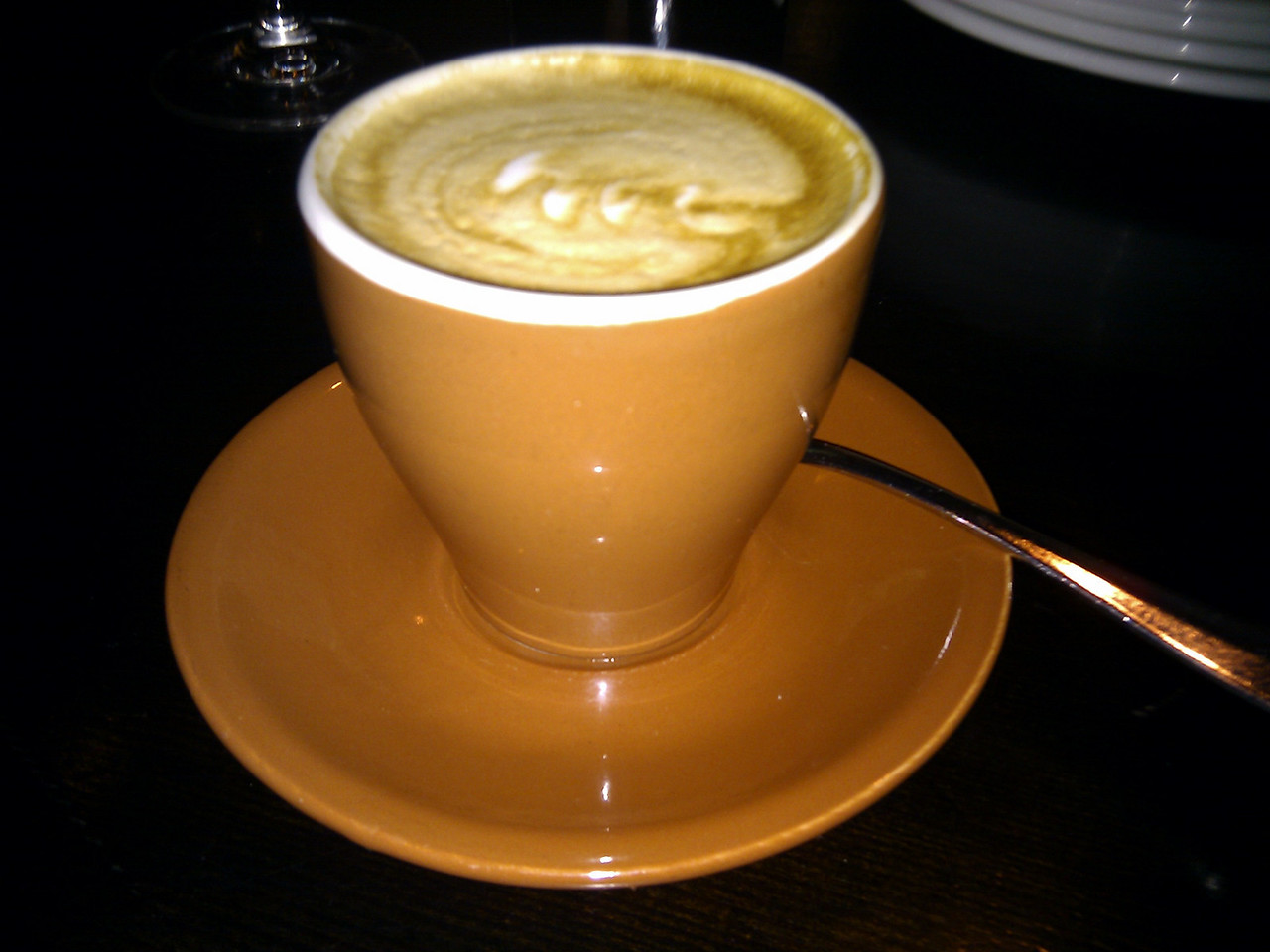 SPQR - Cappuccino