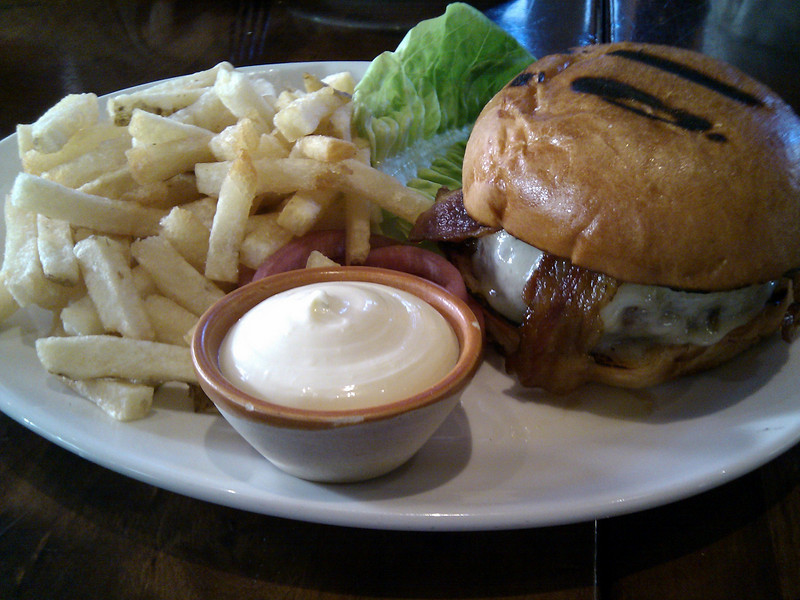 Nopa - Grass Fed Hamburger