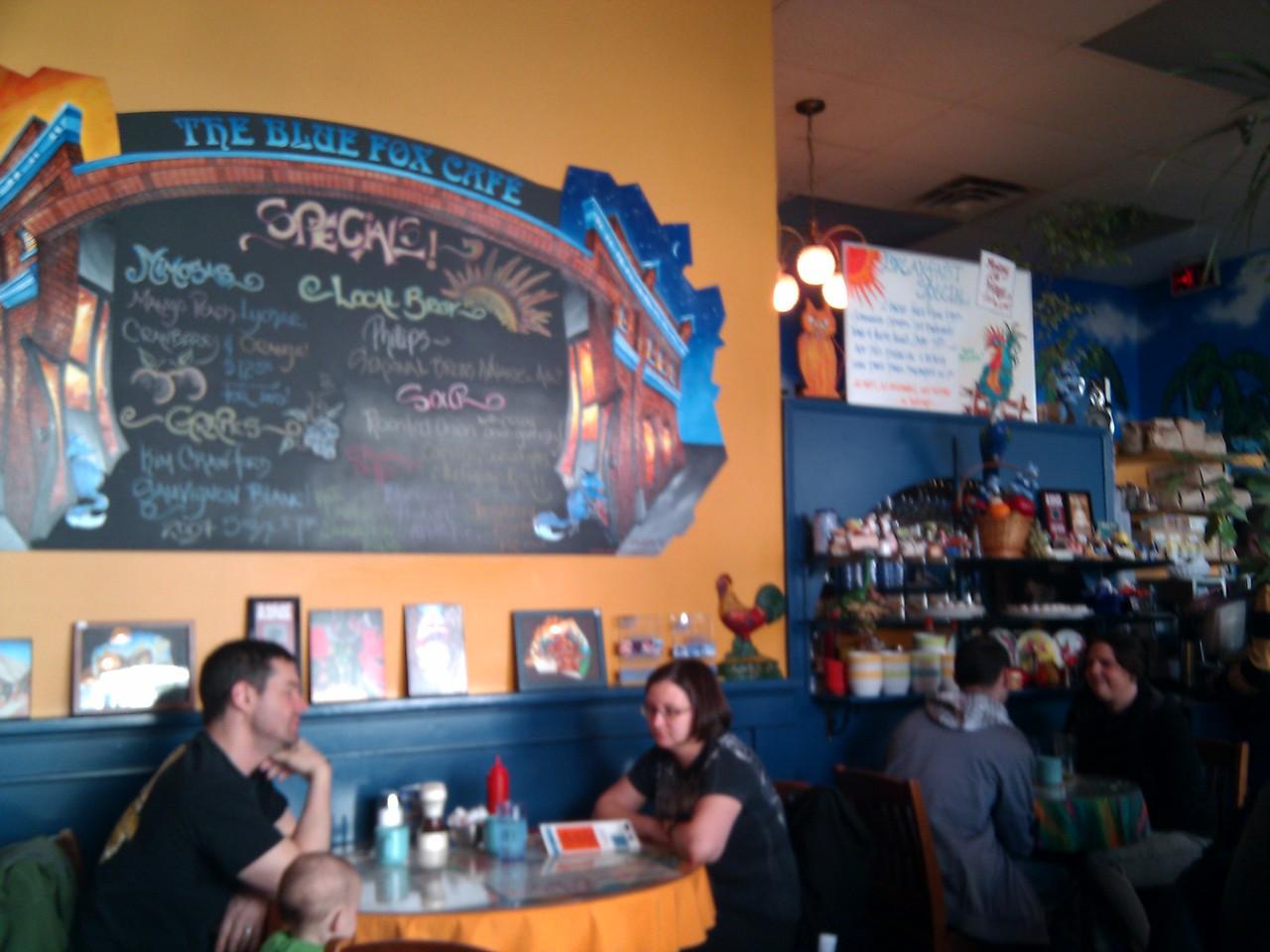 Blue Fox Cafe