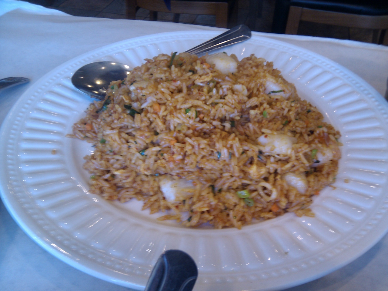 Red Ant - Seafood Fried Rice