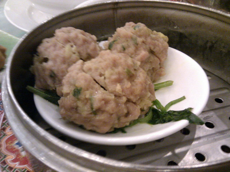 Happy Harbor Restaurant - Steamed Beef Balls