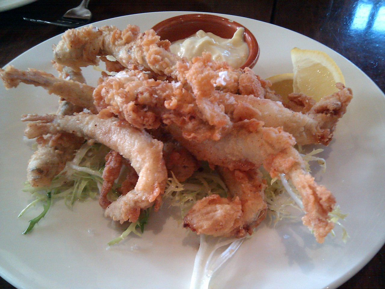 Nopa - Little Fried Fish