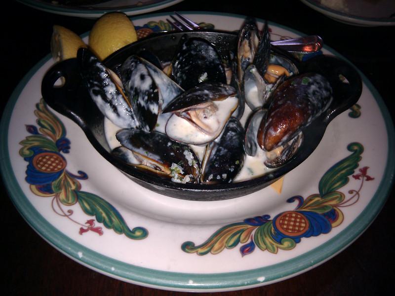 Zazie - Mussels Marinieres
