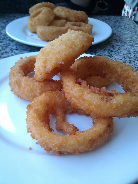 Burger Bar - Buttermilk Onion Rings