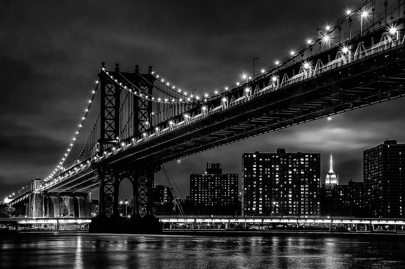 Bridge to the Big Apple