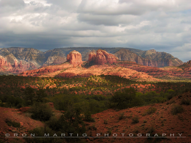 Sedona Morning