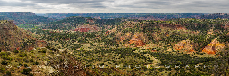 Palo Duro Canyon Overlook