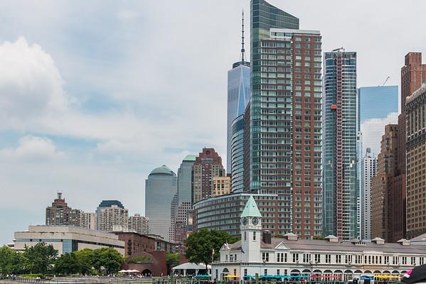 Battery Park Area