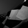 The Composer 1<br /> Off-Camera Flash and Piano Light<br /> Aperture Priority<br /> 1/60<br /> f/14<br /> ISO 1600