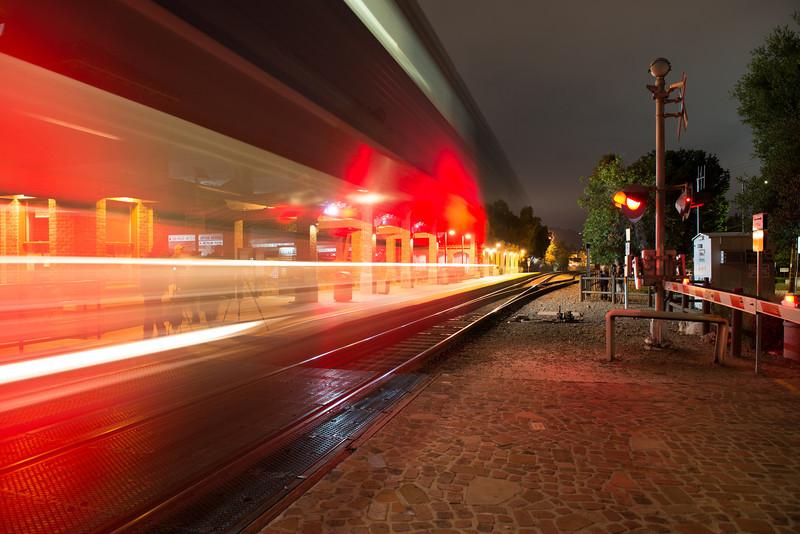 San Juan Depot Ghost Train Arriving<br /> Shutter Speed - 5 seconds<br /> ISO 400<br /> f/5.6<br /> Focal Length - 24mm