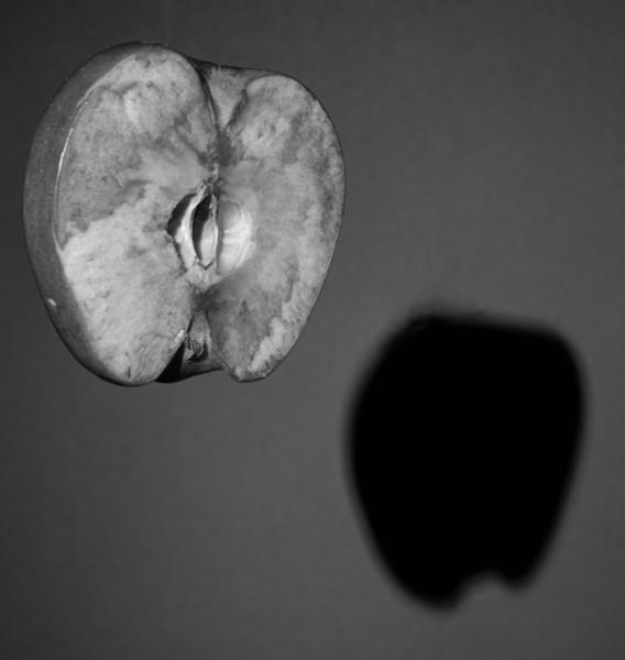 Half an Apple and Shadow