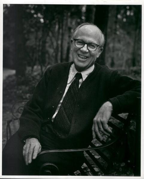 """Wynn Bullock was born in Chicago and raised in South Pasadena, California. As a boy, his passions were singing and athletics.  Later while living in Paris, he became fascinated with the work of the Impressionists and post-Impressionists. He then discovered the work of Man Ray and László Moholy-Nagy and experienced an immediate affinity with photography, not only as an art form uniquely based on light, but also as a vehicle through which he could more creatively engage with the world. He bought his first camera and began taking pictures at around age 30.   A major turning point in Wynn's life as a creative photographer occurred in 1948 when he met Edward Weston. Inspired by the power and beauty of Weston's prints, he began to explore """"straight photography"""" for himself. Throughout the decade of the 1950s, he devoted himself to developing his own vision, establishing deep, direct connections with nature.   <br /> <br /> Quote from Wynn Bullock:  """"Searching is everything – going beyond what you know. And the test of the search is really in the things themselves, the things you seek to understand. What is important is not what you think about them, but how they enlarge you."""""""