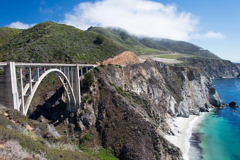 Along California Highway One