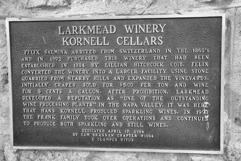 History of the Frank Bros. Winery