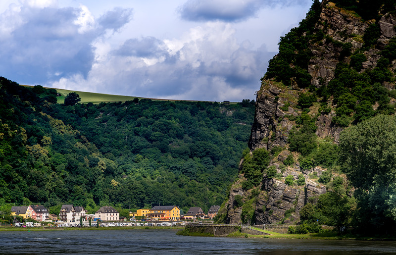 The Scenic Middle Rhine