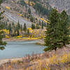 Fall Colors on Lundy Lake